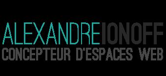 Alexandre Ionoff, création site web Rennes