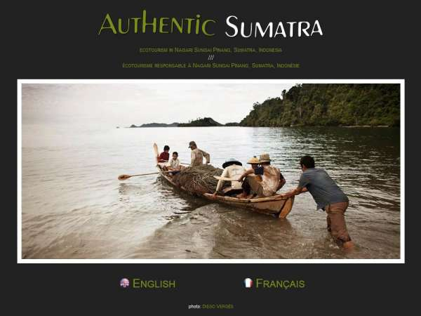 Authentic Sumatra