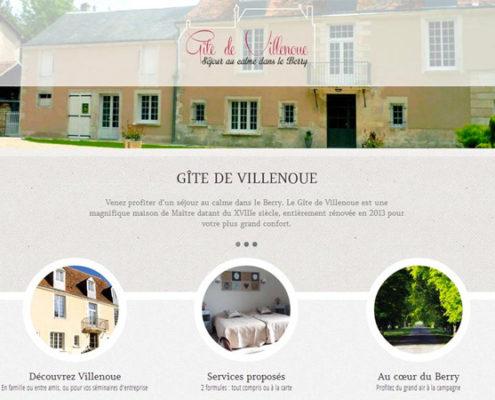 Gîte de Villenoue