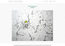 Kevin Perdriolle, Plasticien