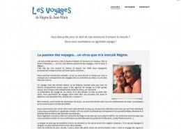 Blog voyage de Régine et Jean-Marie Lambert