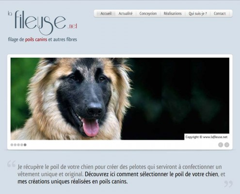 La Fileuse