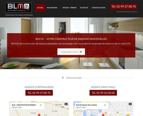 BLM 35 - Constructeur de maisons individuelles