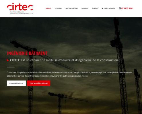 CIRTEC - Bureau d'étude du bâtiment