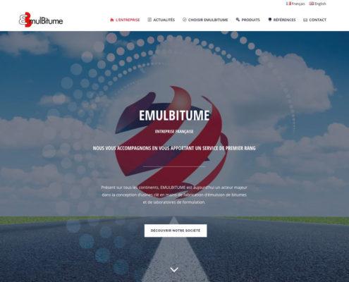 Emulbitume - Emulsion de bitume et de laboratoires de formulation