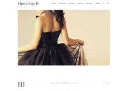 Honorine B - Haute couture
