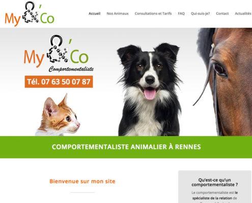 My&Co - Comportementaliste pour Animaux à Rennes