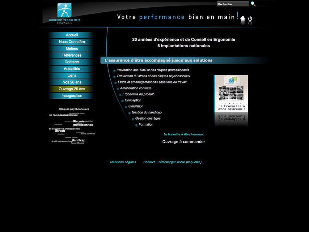 Solutions Productives ancien site