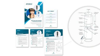 Aponio Communication Print