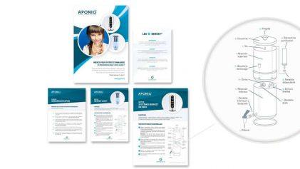 Aponio Communication Print
